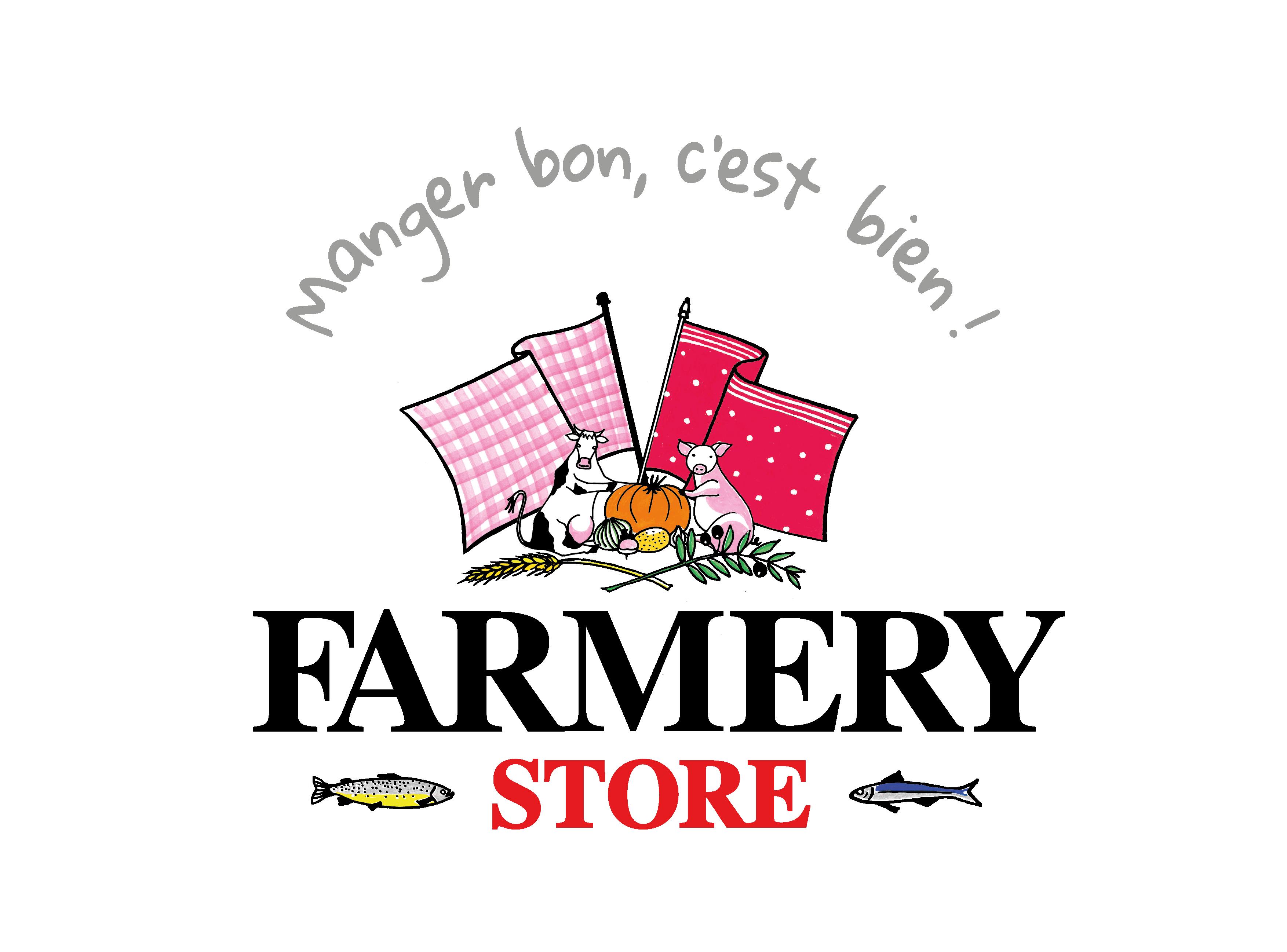 Logo Farmery Store